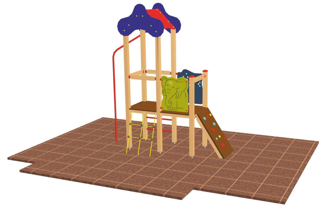 spielturm toto. Black Bedroom Furniture Sets. Home Design Ideas